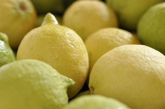 Citron jaune (Sicile)