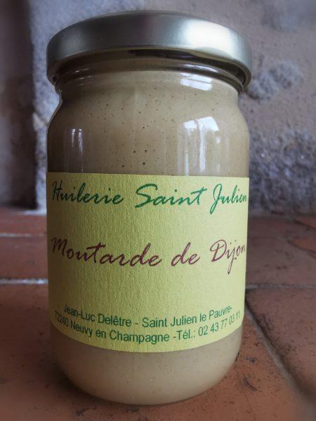 Moutarde de dijon (local)