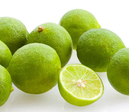 Lime (citron vert) France