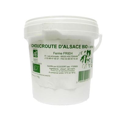 choucroute 1kg